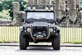 1970 land rover discovery this land rover defender svx may have been villainous in spectre