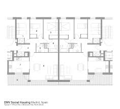 Housing Floor Plans by Attractive Floor Plans For 4 Bedroom Homes 4