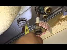 remove kitchen sink faucet how to remove kitchen faucet tight nuts bolts diy