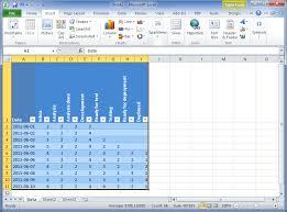 Microsoft Excel Flow Template Cumulative Flow Diagram How To Create One In Excel 2010 Hakan