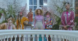 Here L 2016 Super Way Beyoncé In U0027formation U0027 Entertainer Activist Both The New