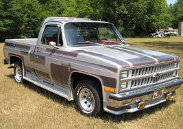 chevy trucks all of 73 87 chevy and gmc special edition pickup trucks part ii