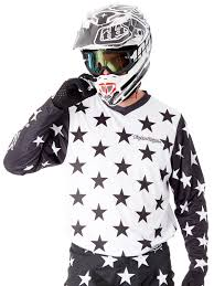 troy lee motocross helmets troy lee designs white black 2018 gp star mx jersey troy lee