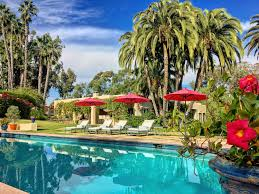 Spanish Colonial Revival Architecture Spanish Colonial Revival Style Estate In The Covenant