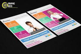 psd brochure template free download download multi purpose flyer