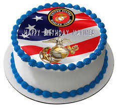 eagle scout cake topper us marine corp edible birthday cake or cupcake topper edible
