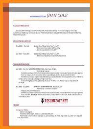 current resume format 12 latest resume format 2017 actor resumed