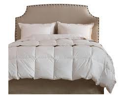 Organic Down Alternative Comforter Down Inc Organic Cotton Down Filled Fall Weight Duvet Insert