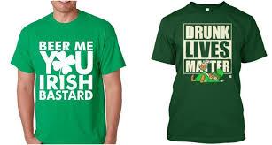 irish american man calls for boycott of shops selling u0027drunk irish
