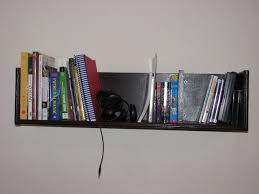 How To Build Wall Shelves How To Build Wall Mounted Bookshelves For Less Than 100 8 Steps
