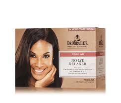 dr miracle hair dr miracle s no lye relaxer kit obsidianbeauty