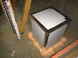 can light fire box rated recessed light box
