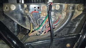 fxr wiring problem harley davidson forums