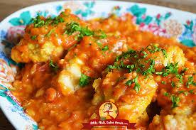 lotte a l armoricaine recette cuisine recette de la lotte à l armoricaine petits plats entre amis
