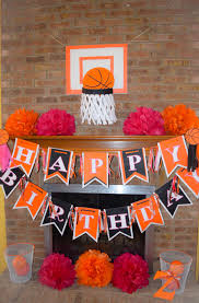 March Madness Decorations Basketball Party Themes Best Decoration Ideas For You