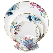 wedding china floral dinnerware settings inspired by brides