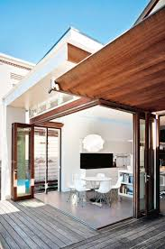 rear extension of a californian bungalow