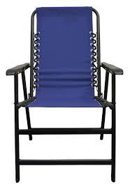 Patio Furniture Sets Under 300 - amazon com caravan sports suspension folding chair blue patio