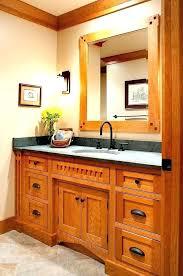 Built In Bathroom Cabinets Built In Bathroom Cabinets Custom Built Bathroom Vanity For Units