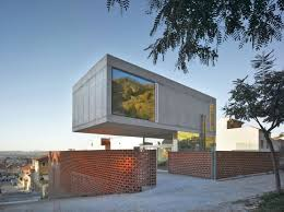 Cantilever Home by Torreaguera Atresados Designed By Xpiral Architecture Keribrownhomes