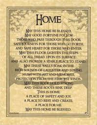 blessing for the home free pagan book of shadows house blessing parchment page for book