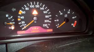 mercedes benz e 290 td 1997 cold start 12 c youtube