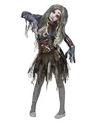 3d zombie costume for girls zombie 3d halloween dress