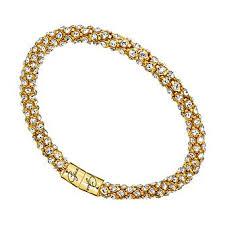 swarovski crystal gold plated bracelet images Guess jewellery h samuel