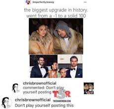 Chris Brown Meme - dont play yourself chris brown responds to a meme about karrueche