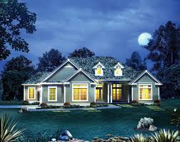 ranch craftsman house plans house plan 95895 at familyhomeplans com