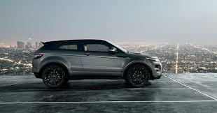 rose gold range rover victoria beckham design range rover evoque special edition auto