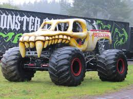 monster jam 2015 trucks where are they now the hulkster and dungeon of doom monster