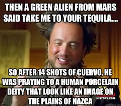 History Channel Guy Meme - alien guy from history channel memes quickmeme