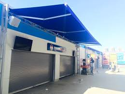 Commercial Retractable Awnings Retractable Awnings U0026 Canopies Miami Awning Shade Solutions