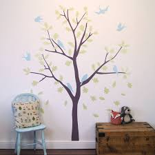 bird wall stickers bird tree wall stickers