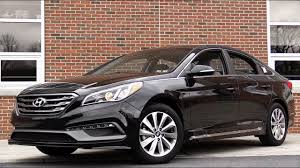 reviews for hyundai sonata 2017 hyundai sonata sport review
