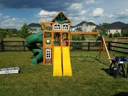 gorilla swing set assembly service in dc md va same day