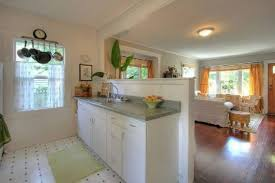 kitchen great room ideas kitchen kitchen wall opening designs how is a half wall how