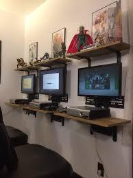 game room halo system link gaming setup 3 of 8 stations imgur
