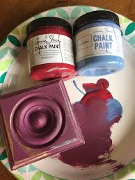color mixing with chalk paint stylish patina