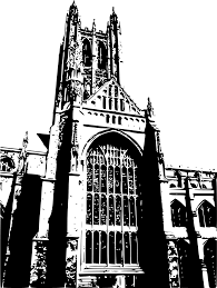 Cathedral Floor Plans Canterbury Cathedral Clipart Etc Famous Cathedral Floor Plans