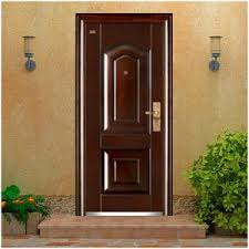 Steel Interior Security Doors China House Gate Design Anti Theft Interior Security Steel Door