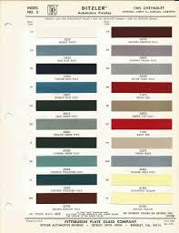 1965 chevrolet nova cameo beige code vv car paint color kit