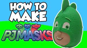 gecko pj masks play doh surprise egg