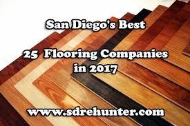 san diego s best 25 flooring companies in 2017
