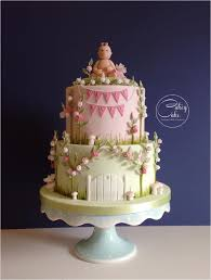 baby shower cake ideas for girl gorgeous baby shower cakes stay at home