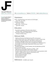 Sample Of A Cover Letter For Resume by Cover Letter Web Designer Job