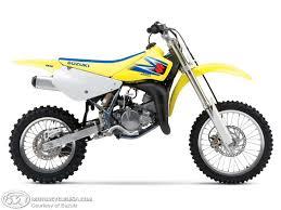 motocross bikes 50cc 2006 suzuki rm85 motorcycle usa