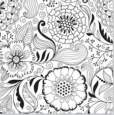 coloring pages printable coloring pages flowers printable