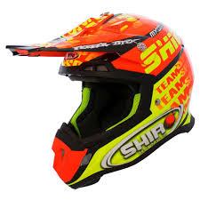 helmets motocross shiro helmets mx 917 mxon buy and offers on motardinn